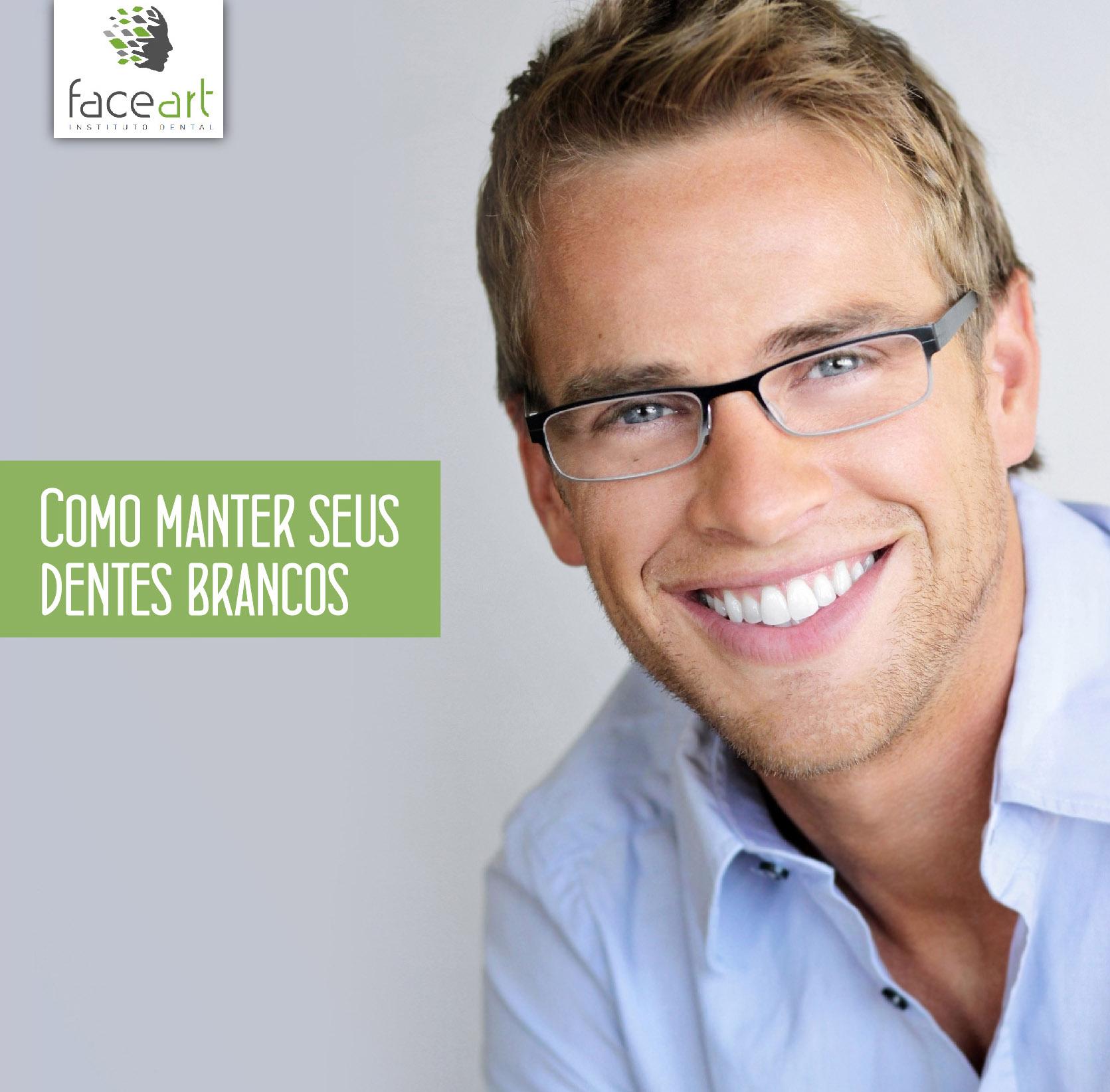 Como Manter Seus Dentes Brancos A Empreendedora