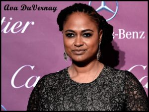 PALM SPRINGS, CA - JANUARY 03: Director Ava DuVernay attends the 26th Annual Palm Springs International Film Festival Awards Gala at Parker Palm Springs on January 3, 2015 in Palm Springs, California. (Photo by Frazer Harrison/Getty Images)