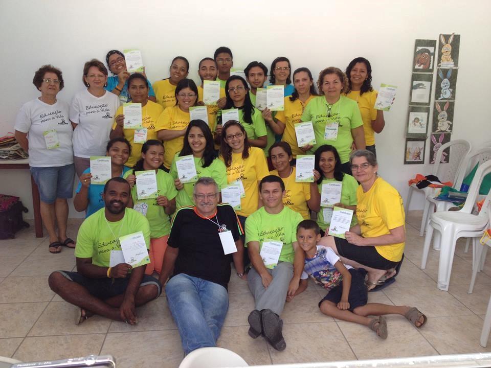 I Fórum de Educação Para a Vida no Piauí – Março / 2015
