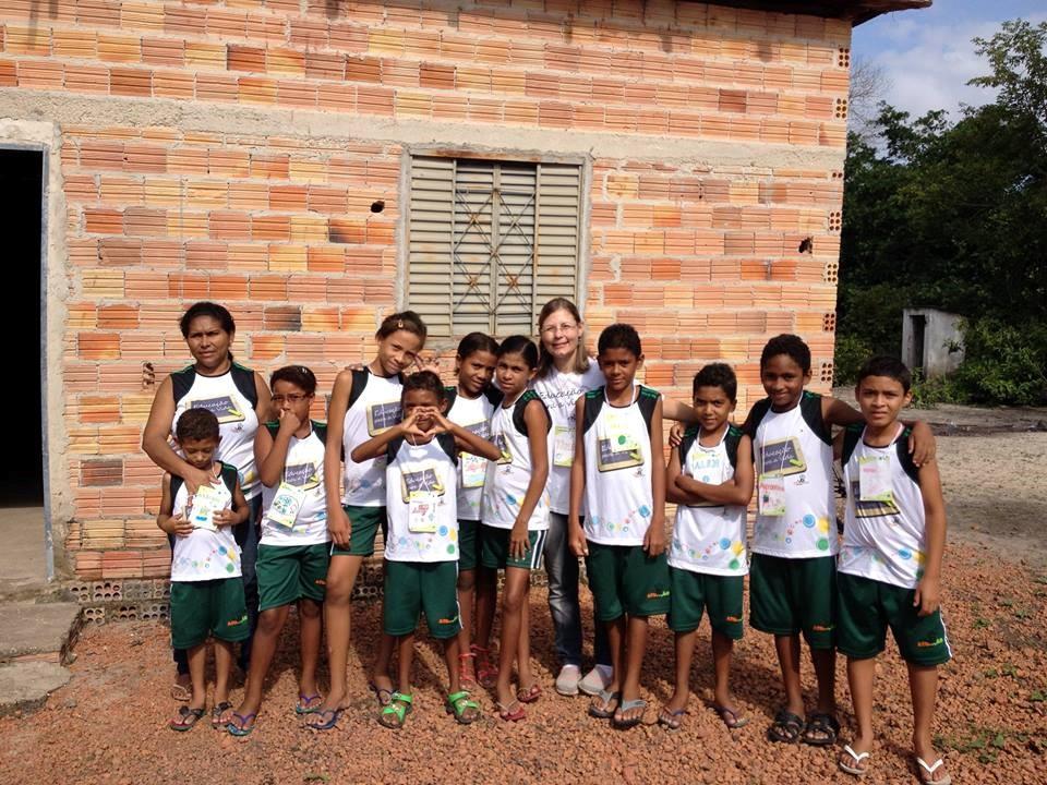 Turminha Educação Para a Vida no Piauí – Março / 2015