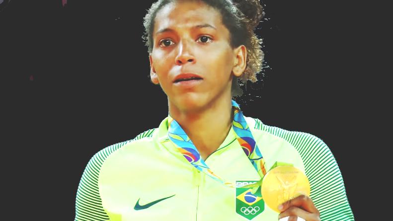 Rafaela Silva 2016