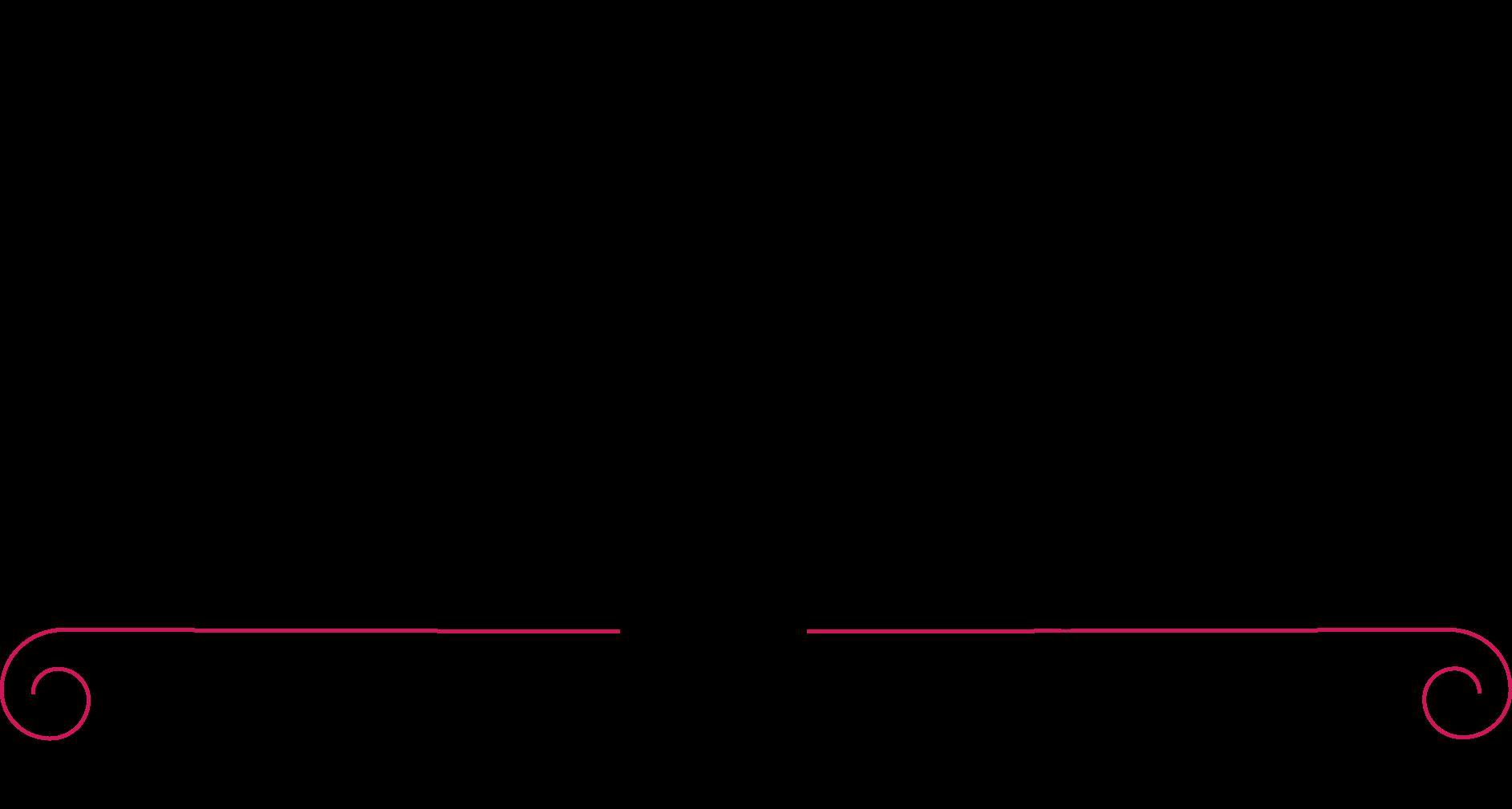 Logo com simbolo preto