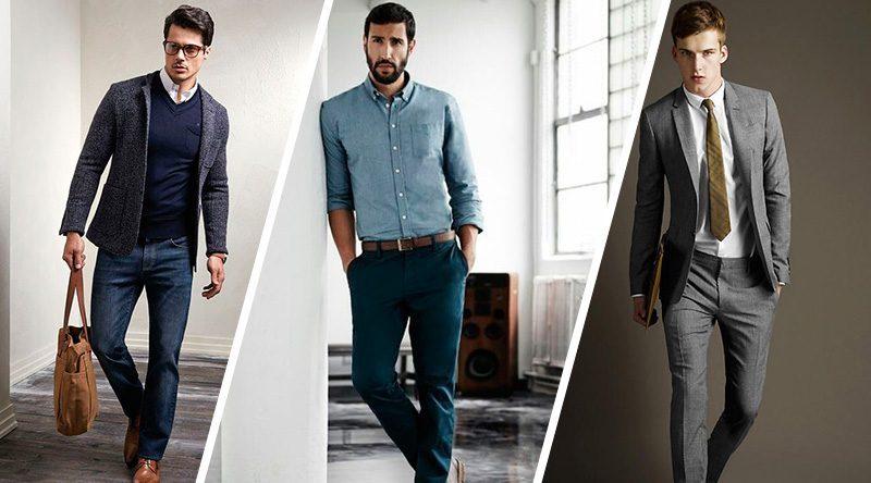 3385d2bc0461d Dicas de Como Se Vestir para Entrevista de Emprego - Masculino