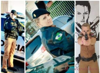 Mulher Policial